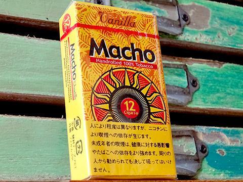 Macho Vanilla