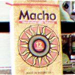 Macho Vanilla を吸ってみた