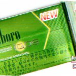 IQOS Marlboro Heat Sticks Yellow Menthol を吸ってみた