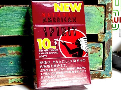 スピリット アメリカン