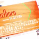IQOS Marlboro Heat Sticks Tropical Menthol を吸ってみた